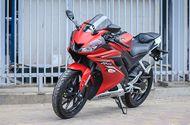 Thế giới Xe - Yamaha phong cách thể thao về Hà Nội giá 112 triệu