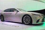 Thế giới Xe - Xuất hiện Lexus LS 350 2018 đẹp long lanh