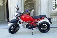 Ôtô - Xe máy - Xuất hiện bản độ Honda Wave cực chất cho nữ biker