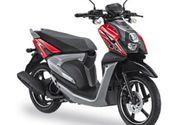 Thế giới Xe - Xuất hiện mẫu xe tay ga đường trường mới của Yamaha giá 29,4 triệu