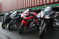 Thế giới Xe - Honda mẫu sportbike 250 phân phối về Việt Nam giá hơn 200 triệu đồng