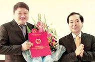 An ninh - Hình sự - Khởi tố nguyên Tổng Giám đốc PVTEX Vũ Đình Duy
