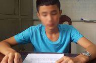 An ninh - Hình sự - Bắt khẩn cấp nghi can 14 tuổi đâm chết người sau 6 giờ bỏ trốn