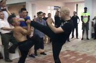 Thể thao - Cao thủ Vịnh Xuân Flores nói gì sau khi hạ gục võ sư Đoàn Bảo Châu?