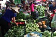 Thị trường - Sau cơn bão số 2, rau xanh tăng giá gấp 2-3 lần