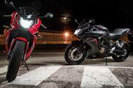 Ôtô - Xe máy - Honda trình làng mẫu xe 650 phân khối giá hơn 200 triệu đồng