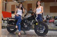 Ôtô - Xe máy - Honda Rebel 500 phân khối giá hơn 150 triệu đồng