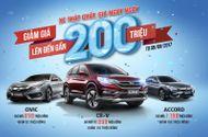 Thế giới Xe - Honda Việt Nam công bố giá mới hấp dẫn cho Honda CR-V, Honda Civic và Honda Accord!