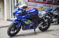 Ôtô - Xe máy - Yamaha R15 v3 Movistar giá 110 triệu đồng tại Việt Nam