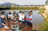 An ninh - Hình sự - Bắt quả tang 18 con bạc đang say sưa sát phạt tại hồ cá