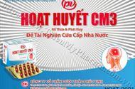 Sức khoẻ - Làm đẹp - Quảng cáo hoạt huyết CM3 gây hiểu lầm, Dược Phúc Vinh bị phạt 65 triệu đồng
