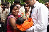 Tin thế giới -  60 trẻ Ấn Độ tử vong do thiếu oxy