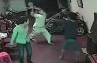 An ninh - Hình sự - 6 thanh niên bịt mặt xông vào nhà chém người giữa đêm