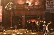 Tin trong nước - Cửa hàng điện nước bậc nhất thị xã Quảng Trị bốc cháy trong đêm