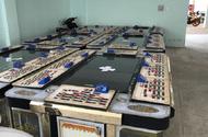 An ninh - Hình sự - Phá sòng bạc núp bóng công ty game do người đàn ông Trung Quốc làm chủ