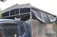 """An ninh - Hình sự - Phát hiện 150 bánh heroin giấu tinh vi trong """"khoang bí mật"""" trên nóc xe tải"""