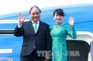 Tin trong nước - Thủ tướng Nguyễn Xuân Phúc sẽ thăm chính thức Thái Lan từ ngày 17 - 19/8