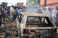 Tin thế giới - Đánh bom tự sát giữa chợ khiến hơn 100 người thương vong