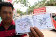 Tin trong nước - Người dân được dùng bản sao giấy đăng ký xe khi tham gia giao thông