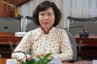 Tin trong nước - Miễn nhiệm chức Thứ trưởng Bộ Công Thương với bà Hồ Thị Kim Thoa
