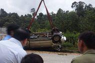 Tin trong nước - Truy tặng bằng khen cho cán bộ giao thông tử nạn khi đi kiểm tra sạt lở