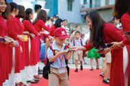 Giáo dục - Học sinh Vinschool tự tổ chức lễ khai giảng song ngữ