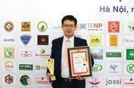 """Y tế sức khỏe - Nhà thuốc dòng họ Đỗ Minh Đường vinh dự nhận giải thưởng Cúp Vàng: """"Sản phẩm tin cậy, dịch vụ hoản hảo, nhãn hiệu ưa dùng 2017"""""""