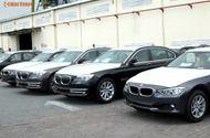 """450 xe BMW đang """"phơi mình"""" tại cảng TP. Hồ Chí Minh sẽ đi về đâu?"""