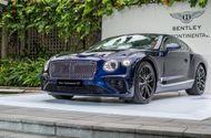 """""""Xế sang"""" Bentley Continental GT 2018 chính thức trình diện nhà giàu Singapore"""