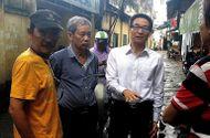 Tin tức giải trí - Phó Thủ tướng Vũ Đức Đam thị sát Hãng phim truyện Việt Nam