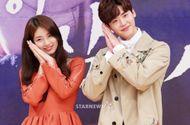 """Tin tức giải trí - Suzy - Lee Jong Suk sánh đôi ra mắt """"bom tấn truyền hình"""" mới"""