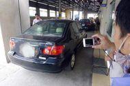 Tin tức - Không nộp phạt nguội, hơn 16 nghìn xe bị từ chối đăng kiểm