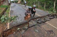 Tin trong nước - Động đất mạnh ở Điện Biên và Sơn La