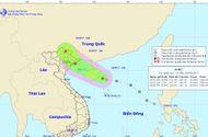 Tin trong nước - Dự báo thời tiết ngày 25/9: Hà Nội đầu tuần mưa lớn, áp thấp hướng vào đất liền