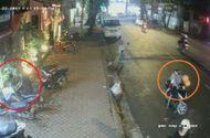 Tin trong nước - Clip: Đôi nam nữ chở theo trẻ nhỏ, dàn cảnh trộm xe giữa phố Sài Gòn