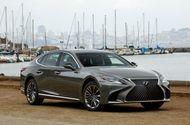 Tin tức - Lexus LS 2018 chính thức công bố giá bán từ 75.000 USD