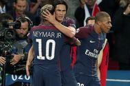 Thể thao - Song sát Neymar-Cavani giúp PSG vùi dập Bayern Munich
