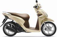 Tin tức - Ngắm nhìn Honda Vision phiên bản nâng cấp vừa ra mắt, giá bán từ 29,9 triệu đồng