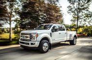 Tin tức - Ford F-450 Limited 2018 – ông vua phân khúc xe bán tải sang trọng