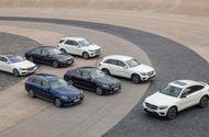 Tin tức - Mercedes giữ vị trí đầu bảng về phân khúc xe sang