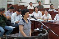 Tin tức - Trước giờ tuyên án: Cựu ĐBQH Châu Thị Thu Nga bật khóc nói lời sau cùng