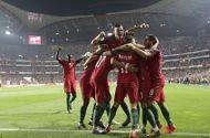 Tin tức - Đánh bại Thụy Sĩ, Bồ Đào Nha giành vé trực tiếp dự World Cup 2018