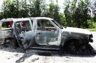 Pháp luật - Giám đốc chết trong ô tô bị phóng hỏa: Bị cướp hay thanh toán do mâu thuẫn?