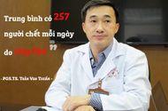 Y tế sức khỏe - Con số giật mình: Năm 2020, khoảng189.000 người mắc ung thư