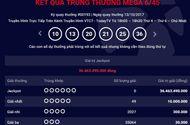Tin tức - Kết quả xổ số Vietlott hôm nay 13/10: Giải Jackpot hơn 36 tỷ đồng vô chủ