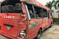 Pháp luật - Vụ xe khách tông gãy trụ điện khiến 2 người chết: Khởi tố tài xế