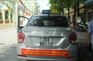 Tin tức - Hiệp hội Vận tải Hà Nội đề xuất bỏ biển cấm taxi để công bằng với Uber, Grab