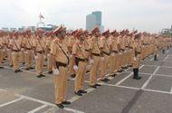Tin trong nước - Đà Nẵng: Gần 1.000 chiến sỹ CSGT ra quân sẵn sàng phục vụ APEC