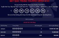 Tin tức - Kết quả xổ số Vietlott hôm nay 15/10: Giải Jackpot hơn 43 tỷ đồng vô chủ