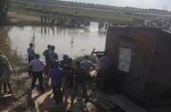 Tin trong nước - Vụ 5 trẻ chết đuối ở Hà Nội: Tang thương bao trùm xóm nhỏ